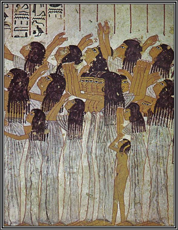 the influence of the religion and customs of the egyptians on the israelites Ancient egyptian coffin prepared for the book of the dead exhibition at the british museum unit test level up on all the skills in this unit and collect up to 500 mastery points.